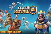 دانلود نسخه جديد کلش رویال – Clash Royale 1.8.1