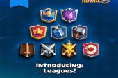 آپدیت مارس کلش رویال ، پیشنمایش چهارم :Leagues