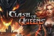 دانلود بازی استراتژیک Clash of Queens : Dragons Rise