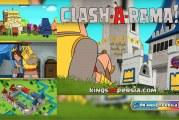 دوبله انیمیشن Clash A Rama