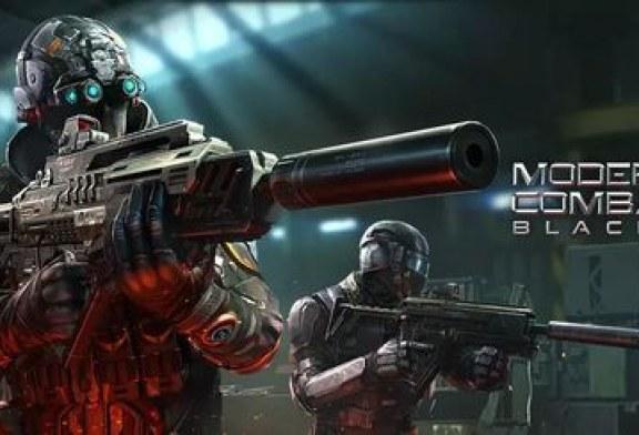 Modern Combat 5 eSports FPS v2.5.1a + data