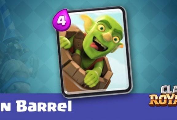 معرفی کارت Goblin Barrel به همراه بهترین دک های این کارت