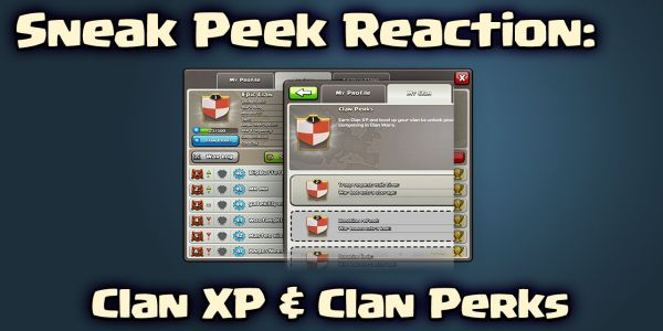 Clans Are Leveling Up sneak peek