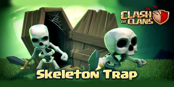 Skeleton Trap sneak peek