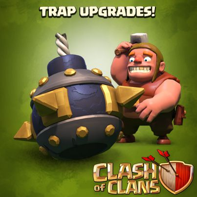 Trap Upgrades sneak peek