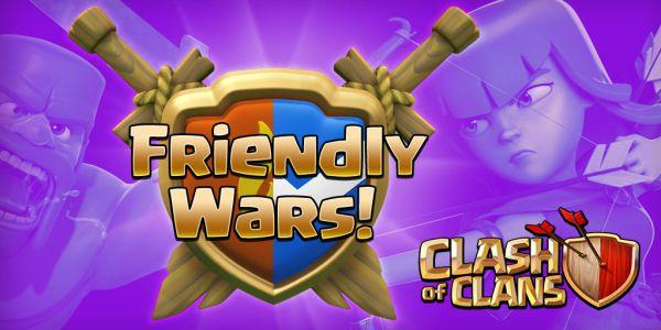 Friendly Wars