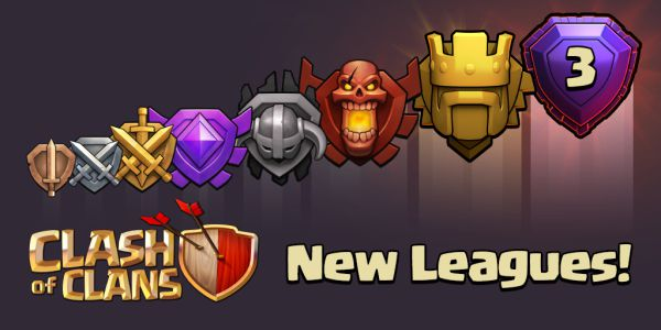 New Leagues