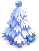 درخت کریسمس کلش
