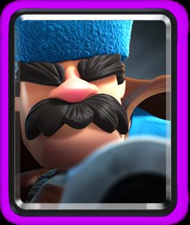 Hunter Card