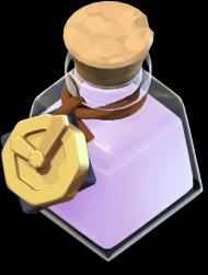 Reset Clock Potion