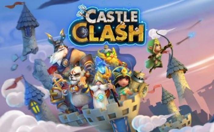 دانلود Castle Clash 1.3.12 – بازی کستل کلش اندروید + دیتا