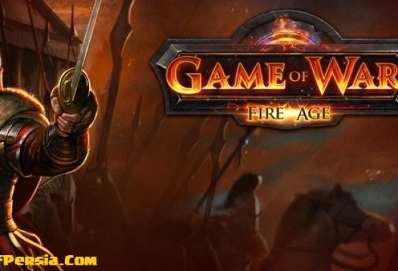 دانلود Game of War – Fire Age 3.19.518 – بازی استراتژی عصر آتش