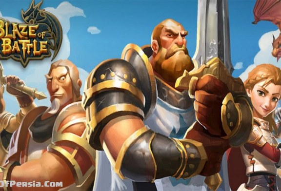 دانلود Blaze of Battle v2.0.2  – بازی شعله های جنگ
