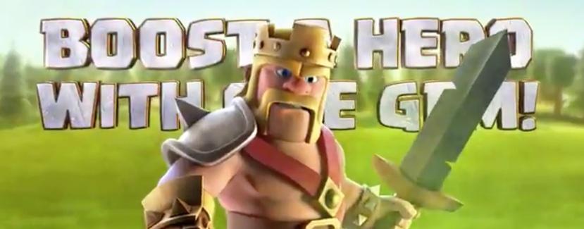 Hero Boost Event