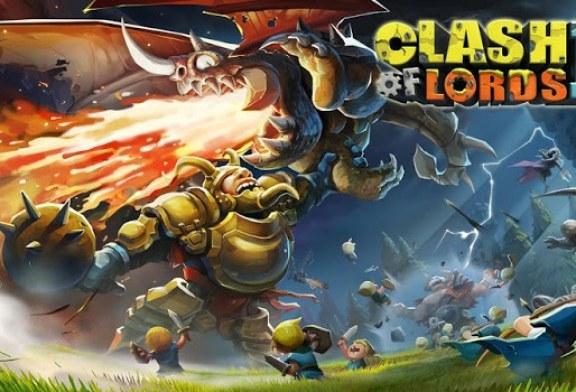 دانلود بازی جذاب Clash of Lords 2 v1.0.231
