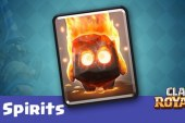 معرفی کارت Fire Spirits – فایر اسپریت ها در کلش رویال