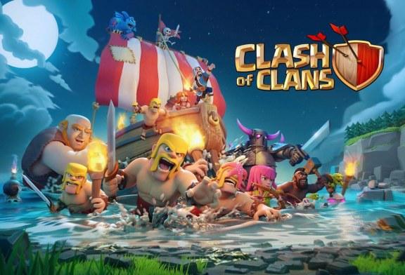 دانلود نسخه جديد كلش اف كلنز 9.105.10 Clash Of Clans