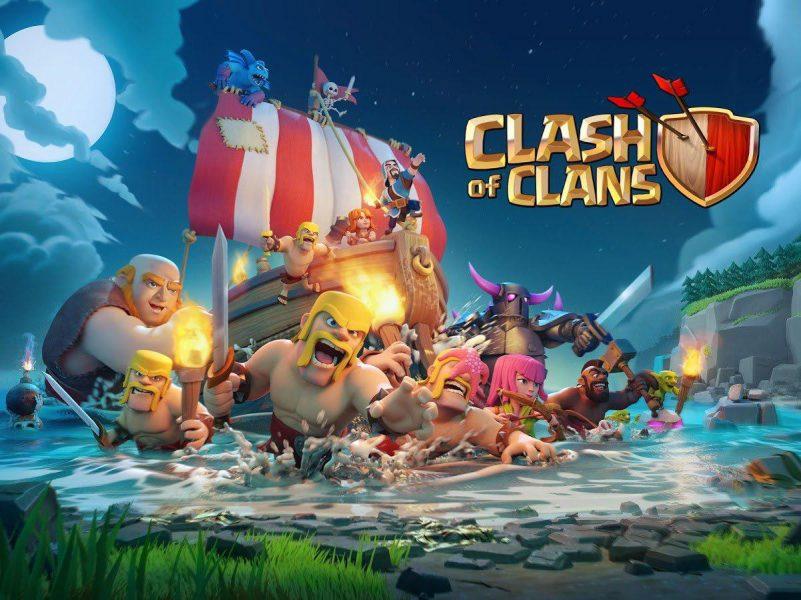 دانلود نسخه جديد كلش اف كلنز 9.24.1 Clash Of Clans